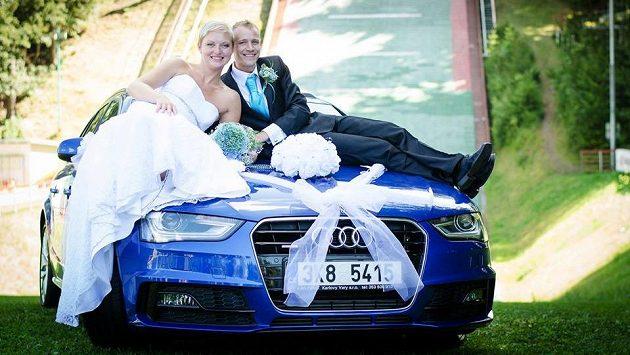 Roman Koudelka vstoupil do svazku manželského.