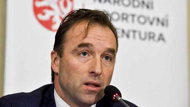 Milan Hnilička končí v čele Národní sportovní agentury