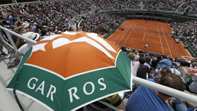 Roland Garros, ilustrační foto.