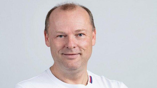 Šéflékař Českého olympijského výboru Jiří Neumann