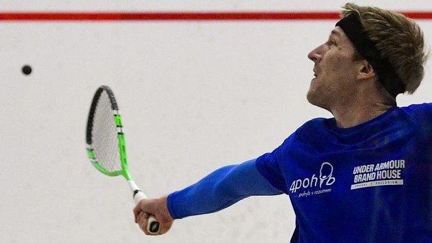 Experimentar barrera Articulación  Squashista Gaultier vyhrál v Praze i další turnaj okruhu PSA - Sport.cz