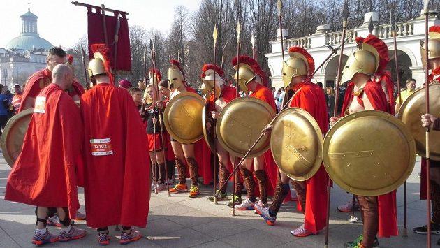 Sparta se tady nehoní za kulatým nesmyslem, ale běhá pro dobrou věc.