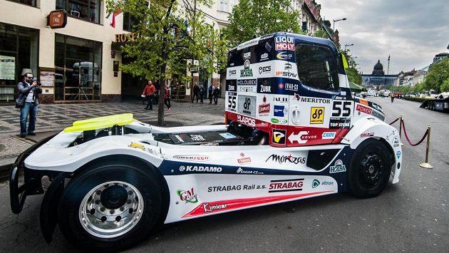 Nový truck Buggyra s označením Fat Fox 2016.