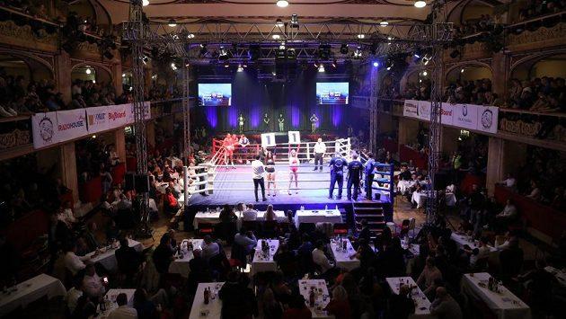 Finálové boxerské zápasy mistrovství republiky zažije legendární Lucerna.