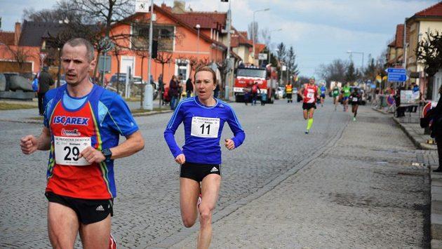 Eva Vrabcová se kvůli drobným zdravotním potížím nezúčastní Pražského maratónu.