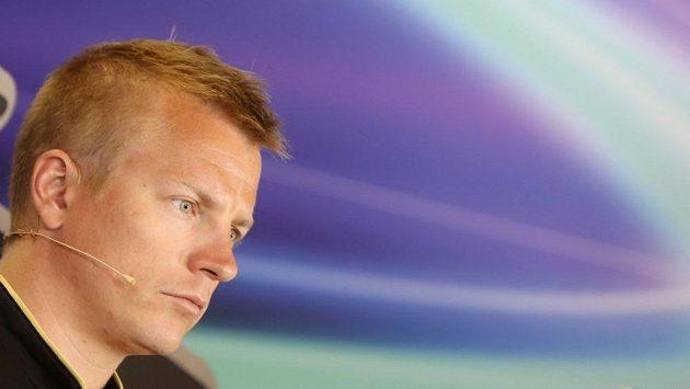 Bude Kimi Räikkönen jezdit v barvách týmu Lotus i v roce 2014?