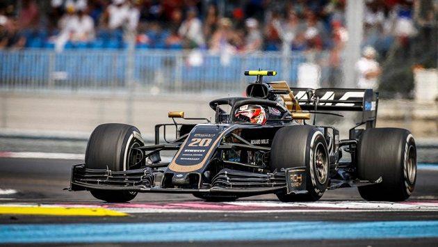 Haas je zklamaný z výkonu vozu.