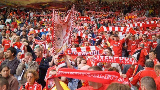 Fanoušci fotbalového Liverpoolu (ilustrační foto)