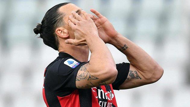 Zlatan Ibrahimovic, ilustrační foto.