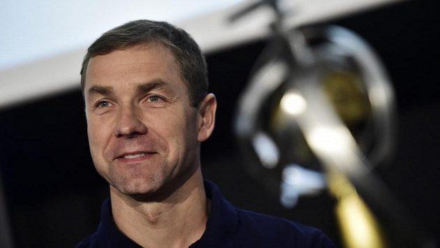Pilot a účastník leteckého šampionátu Red Bull Air Race Martin Šonka.