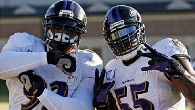 Vítěz Super Bowlu z roku 2013 s Baltimore Ravens (ilustrační foto)