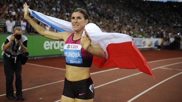 Zuzana Hejnová ovládla i poslední závod Diamantové ligy v Curychu.