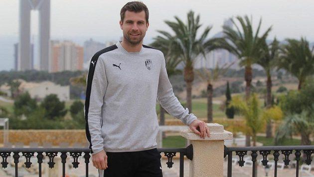 Andreas Ivanschitz ještě během soustředění ve Španělsku.