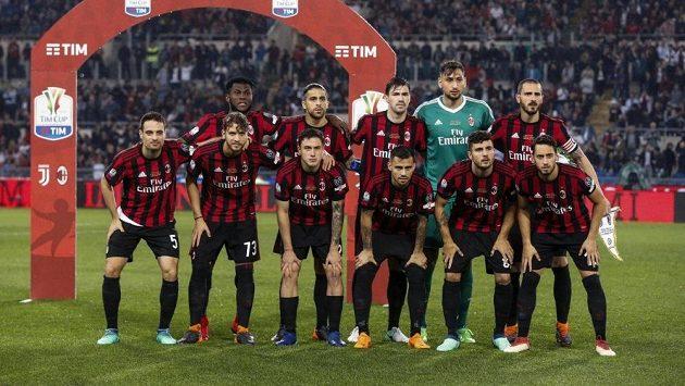 Fotbalisté AC Milán nakonec bude hrát v příštím ročníku Evropské ligy.