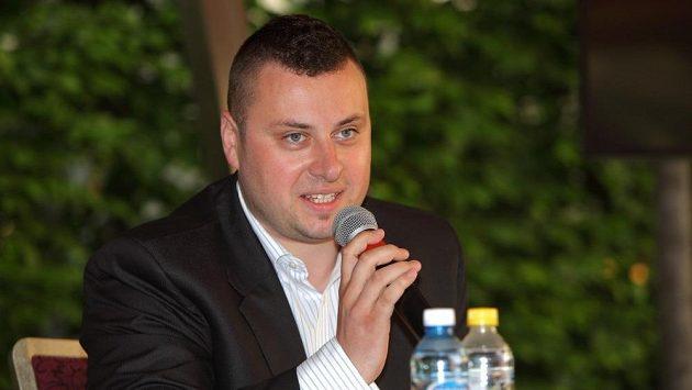 Libor Duba na archivním snímku.