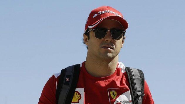 Pilot formule 1 Felipe Massa pravděpodobně ve Ferrari zůstane.