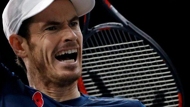 Andy Murray usedne v pondělí poprvé v kariéře na světový trůn.