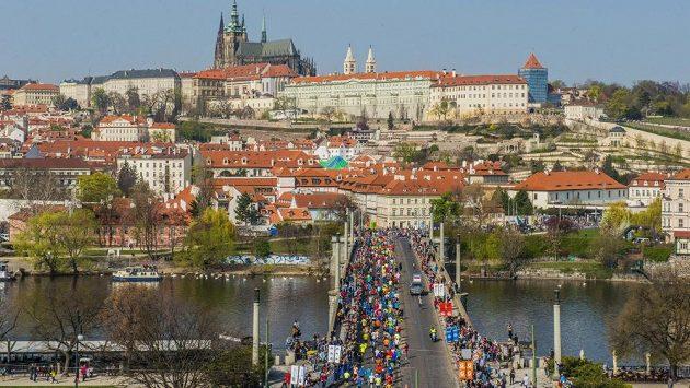 Letošní Pražský půlmaraton je kvůli epidemii koronaviru v ohrožení.