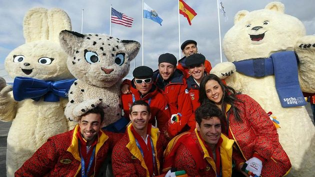 Olympijské hry jsou svátkem sportovců i příležitostí k řadě setkání (ilustrační foto).