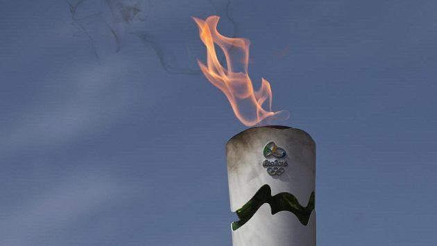 Olympijský oheň v Riu de Janeiro nebude po dobu srpnových her hořet tradičně na stadiónu, ale v centru města.