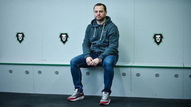 David Výborný už do mladoboleslavské kabiny chodí jen v civilu.