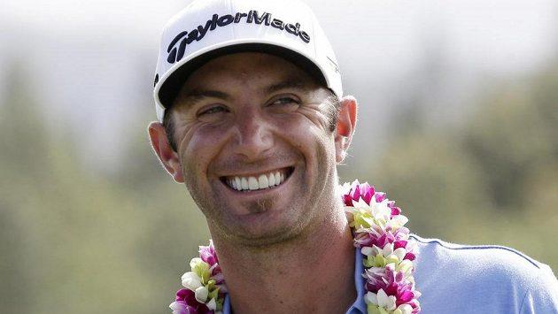 Golfista Dustin Johnson.