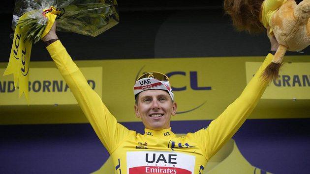 Osmou etapu Tour vyhrál belgický cyklista Teuns, do žutého jde Pogačar