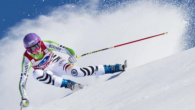 Německá lyžařka Maria Hoeflová-Rieschová.