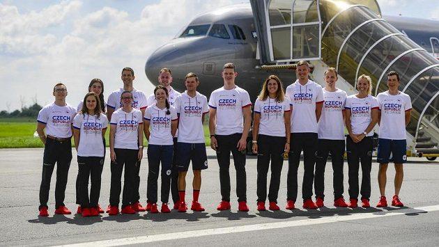 Nejmenovaný člen realizačního týmu české výpravy měl po příletu do dějiště olympijských her v Tokiu pozitivní test na covid-19. (ilustrační foto)