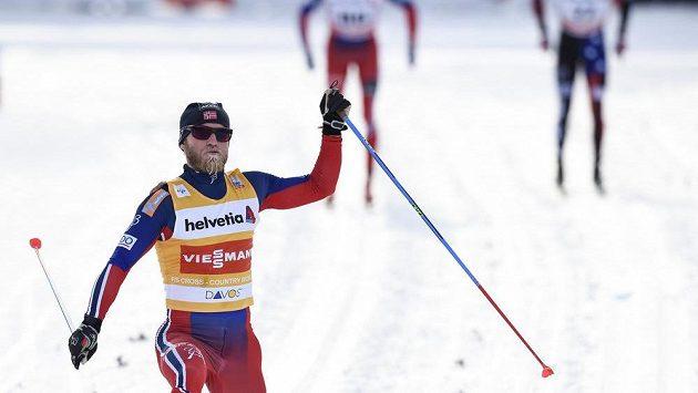 Nor Martin Johnsrud Sundby