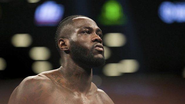Deontay Wilder obhájil titul WBC.