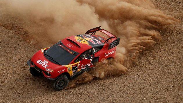 Sebastien Loeb z Dakaru odstoupil.