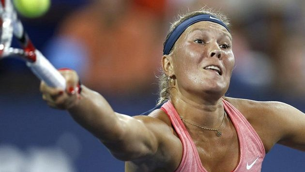 Lucie Hradecká se rozloučila už v prvním kole US Open.