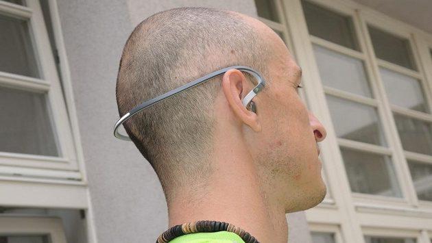 Sportovní sluchátka Sennheiser PMX 686G: Nenápadná, vymazlená věc.