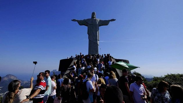 Rio de Janeiro, ilustrační snímek.
