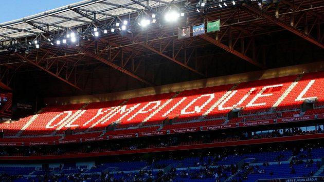 Stadion Olympique Lyon, ilustrační foto.