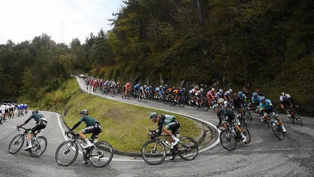 Giro d'Italia nejspíš ani v příštím roce nezavítá do Maďarska (ilustrační foto)