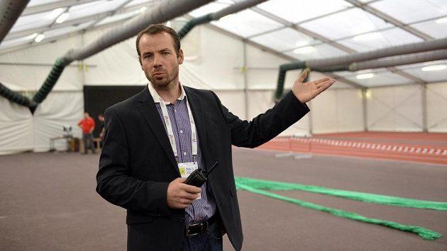 Někdejší výškař Tomáš Janků