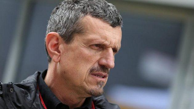 Šéf stáje Haas Günther Steiner dostal od vedení formule 1 pokutu 7500 eur