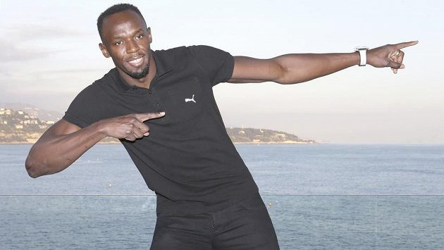 Jamajský sprinter Usain Bolt se stal nejlepším sportovcem uplynulého roku.