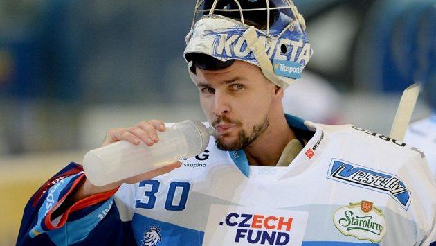 Marek Langhamer za sebou nemá povedený debut v KHL (archivní foto)
