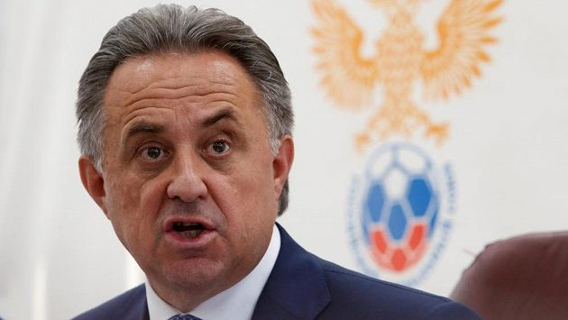 Ruský ministr sportu Vitalij Mutko.