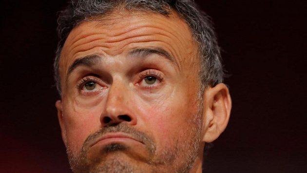 Trenér Luis Enrique, který se minulý týden po pěti měsících vrátil ke španělské fotbalové reprezentaci, nebude spolupracovat s Robertem Morenem.