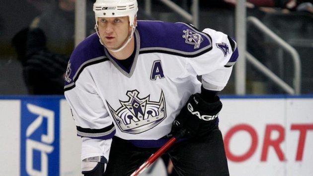 Rob Blake v době, kdy hrál za Los Angeles Kings.