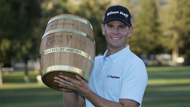 Golfista Brendan Steele se stává specialistou na první turnaj sezóny PGA Tour. Americký hráč jako první obhájil titul na Safeway Open.