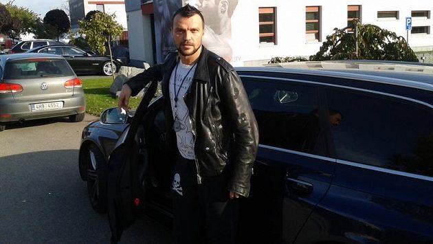 Fotbalista Tomáš Ujfaluši