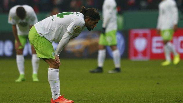 Fotbalisté Wolfsburgu vyhráli v bundeslize nad Hoffenheimem.