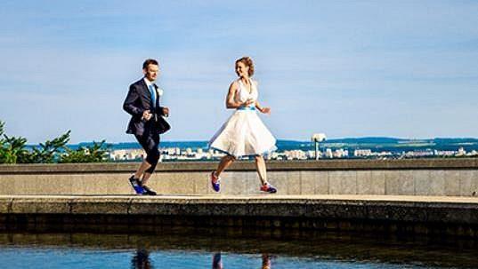 Tanja a Dalibor už utíkají budoucnosti vstříc společně.