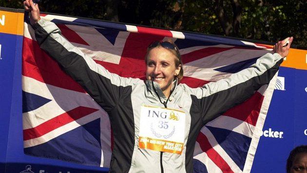 Paula Radcliffová dokázala kromě jistého nastavit světový rekord, který už 13 let nikdo nepřekonal.