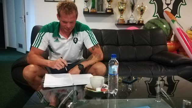 Asistent sportovního ředitele BK Mladá Boleslav Václav Nedorost se už pustil do práce.